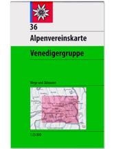 AV-Karte 36 Venedigergruppe