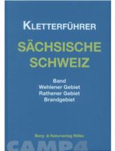 Kletterführer Sächsische Schweiz Band Rathen / Brand