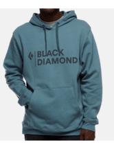 Stacked Logo Hoody
