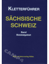 Kletterführer Bielatal 2015