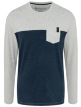 Long Sleeve Campus Tee - Men