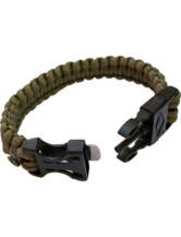 Zündstahl Bracelet Paracord