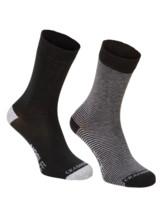 NosiLife Travel Socks Twin Pack