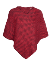 Curly Poncho