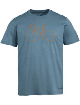 Men's Cyclist T-Shirt V