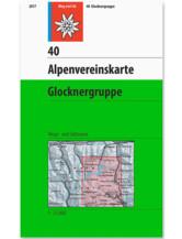 AV Karte 40 - Glocknergruppe