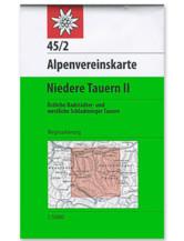 AV Karte 45/2 - Niedere Tauern II