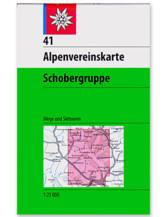 AV-Karte 41- Schobergruppe