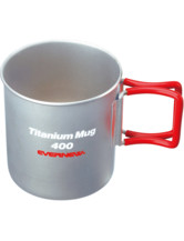 Titanium Mug FH