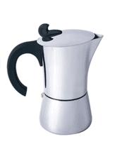 Espresso Maker Edelstahl