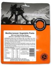 Mediterrane Gemüse-Nudeln (800kcal)