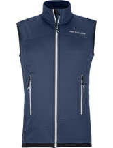 Fleece Light Vest Men