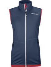 Fleece Light Vest Women