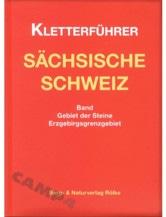 Kletterführer Sächs. Schweiz Gebiet der Steine