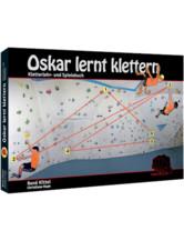 Oskar lernt klettern. Kletterlehrbuch.