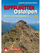 Gipfelhütten Ostalpen (1/2-Tagestouren)