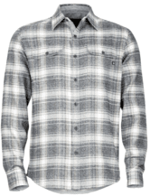 Jasper Flannel LS Men