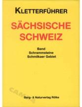 Kletterführer Sächs. Schweiz Schrammsteine Schmilka
