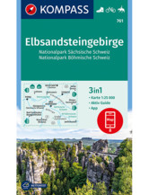 WK Elbsandsteingebirge,NP Sächsische Schweiz