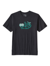 Live Simply Cargo Bike Shirt
