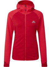 Eclipse Hooded Womens Jacket