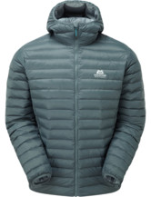Frostline Hooded Jacket