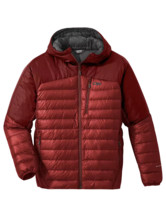 Men's Helium Down Hooded Jacket
