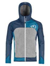 Merino Fleece Plus Hoody Men