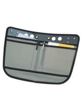 Messenger-Bag Organizer - grey