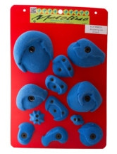 Blue Ribbon Bouldering Set