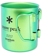 Titanium Double 450 Colored Mug