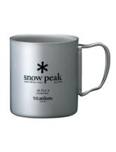 Titanium Double Mug 450