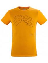 Blurry Mountains T-Shirt SS M
