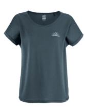 Unit Lyocell T-Shirt SS W