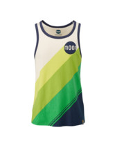Men's Retro Stripe 159 Vest