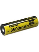 18650 Li-Ion Akku 3500mAh – Micro-USB
