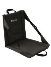 Folding Beach Chair Cardiel - black