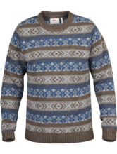 Övik Folk Knit Sweater Men