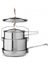 Campfire Cookset S/S - Large