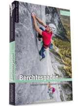 Alpinklettertopo Berchtesgaden West