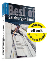 Kletterführer Best of Salzburger Land - Band 1