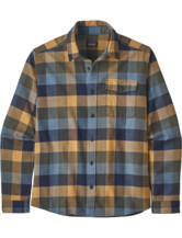 LS Lightweight Fjord Flannel Shirt
