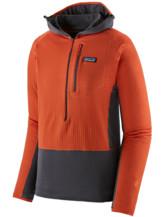 R1 Hybrid Hood Pullover