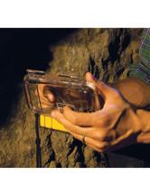 Peli Microcase 1030 gelb