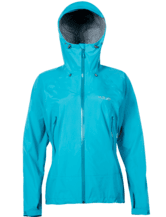 Womens Downpour Plus Jacket