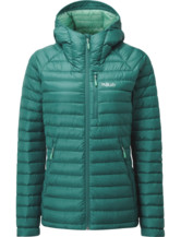 Womens Microlight Alpine Long Jacket