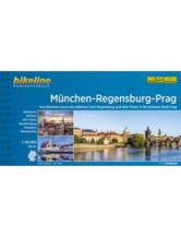 Radfernweg München-Regensburg-Prag