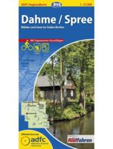 Dahme / Spree Fahrradkarte