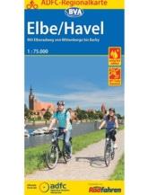 Elbe / Havel / Magdeburg Fahrradkarte