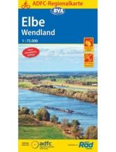 Elbe / Wendland Fahrradkarte